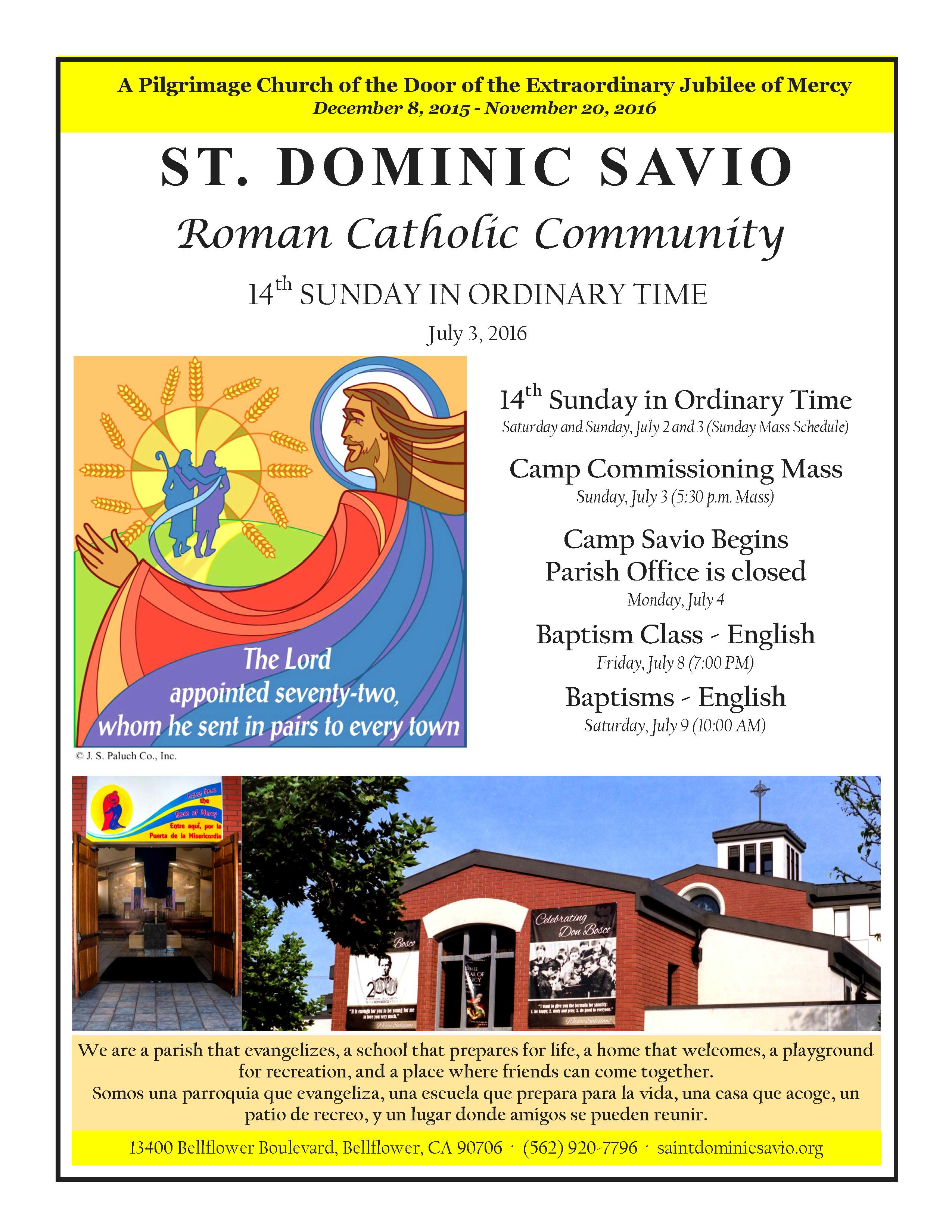 July 3 2016 Savio Bulletin_Page_1